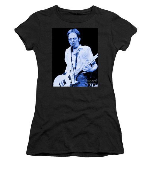 Steve Marriott - Humble Pie At The Cow Palace S F 5-16-80  Women's T-Shirt (Athletic Fit)
