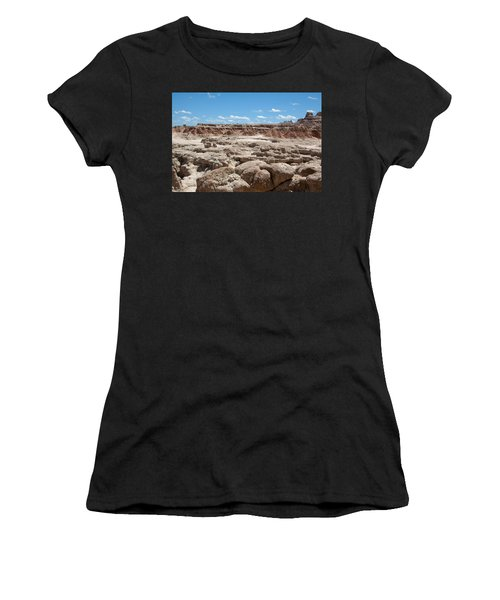 The Badlands Women's T-Shirt (Athletic Fit)