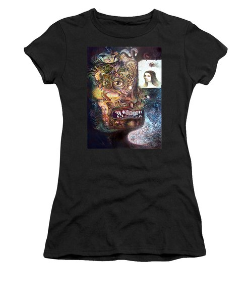 The Beast Of Babylon Women's T-Shirt