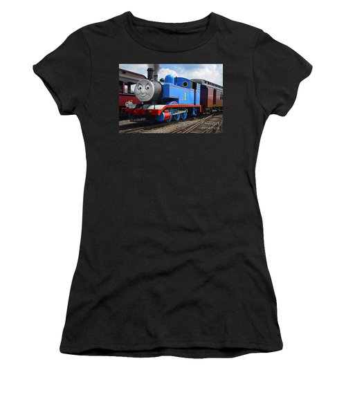 Thomas The Engine Women's T-Shirt