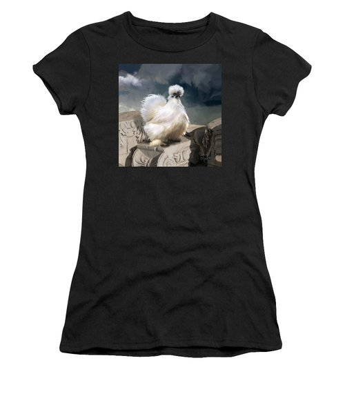 21. Silkie Akropolis Women's T-Shirt (Athletic Fit)
