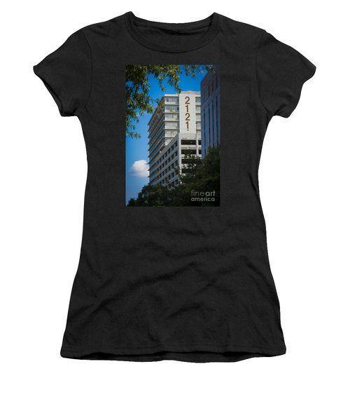 2121 Building Women's T-Shirt