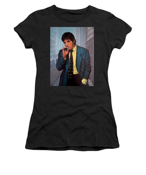 Al Pacino 2 Women's T-Shirt