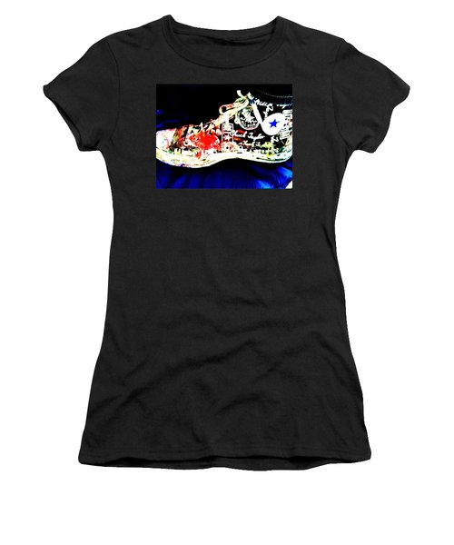 Chuck Taylor Women's T-Shirt (Athletic Fit)