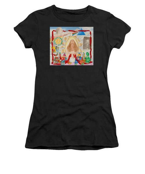 Invocation Of The Spectrum Women's T-Shirt