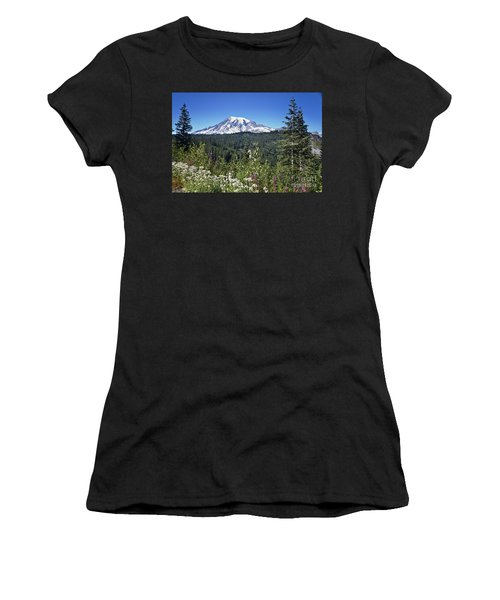 Mount Ranier Women's T-Shirt
