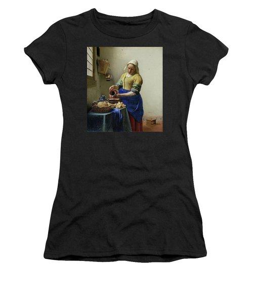 The Milkmaid  Women's T-Shirt