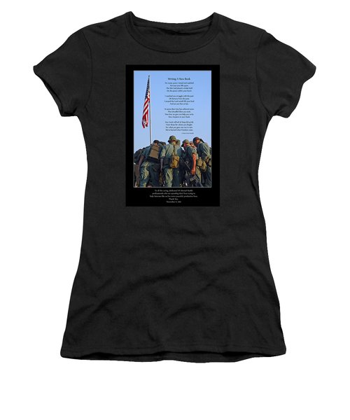 Veterans Remember Women's T-Shirt