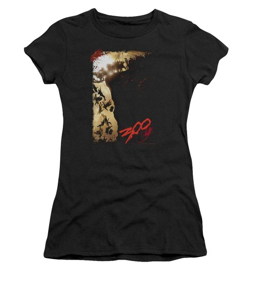 300 - The Cliff Women's T-Shirt