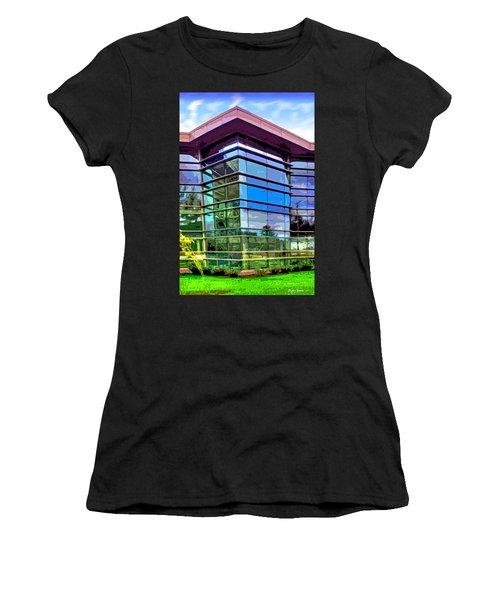 Howard County Library - Miller Branch Women's T-Shirt