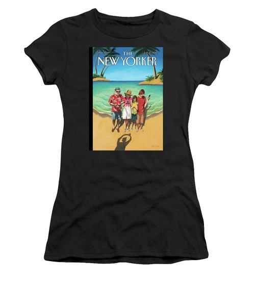New Yorker July 23rd, 2012 Women's T-Shirt