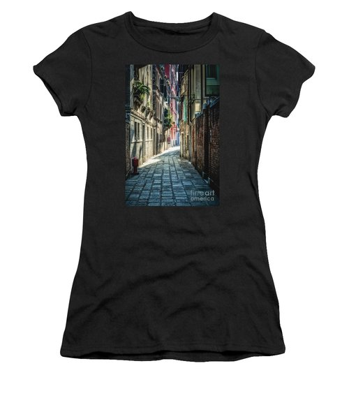 Venice Women's T-Shirt (Athletic Fit)