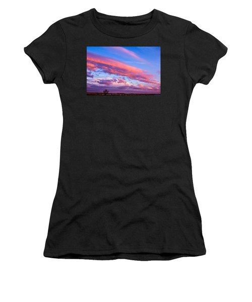Severe Storms In South Central Nebraska Women's T-Shirt