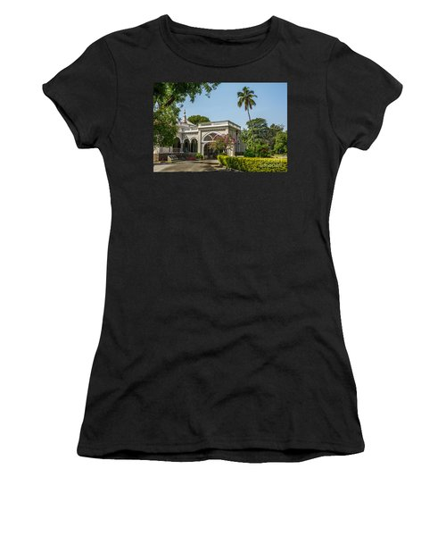 The Aga Khan Palace Women's T-Shirt (Athletic Fit)