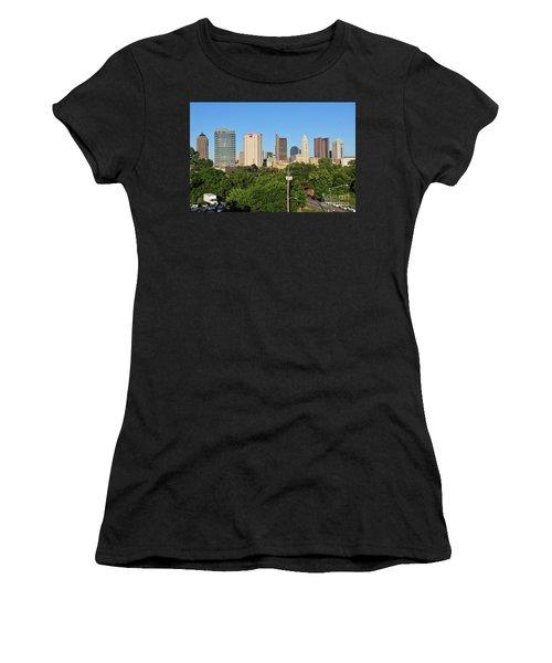 Columbus Ohio Skyline Photo Women's T-Shirt