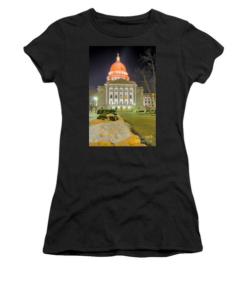 Madison Capitol Women's T-Shirt (Athletic Fit)