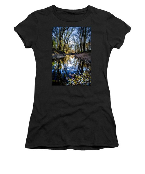 Treasure Of Leaves Women's T-Shirt (Athletic Fit)