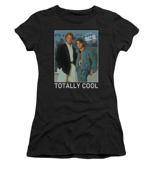 90210 - Totally Cool Women's T-Shirt (Athletic Fit)