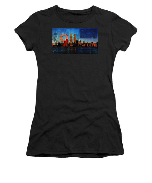 911 Never Forget Women's T-Shirt