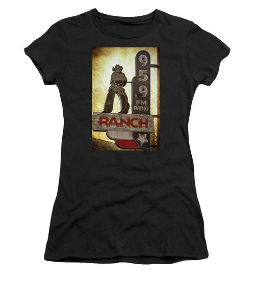 95.9 The Ranch Women's T-Shirt