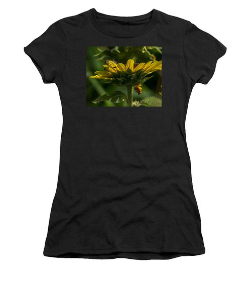 A Bugs World Women's T-Shirt (Athletic Fit)
