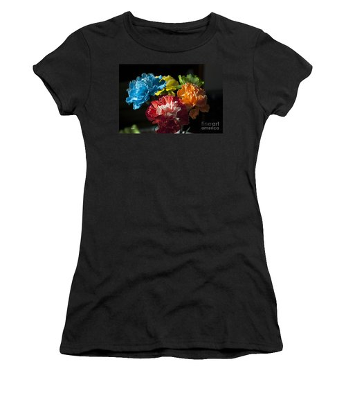 A Bunch Of Beauty Women's T-Shirt (Athletic Fit)