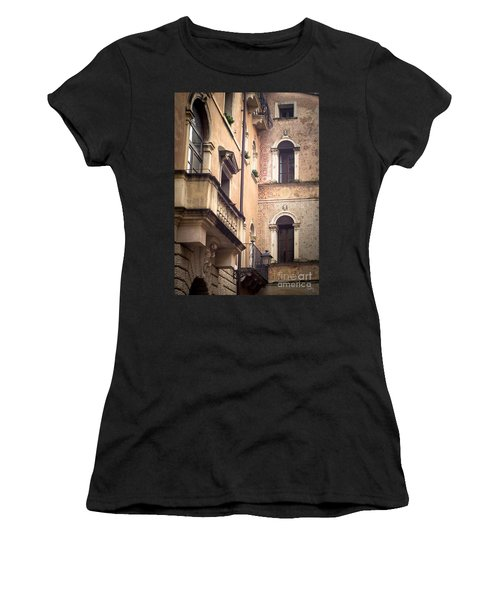 A Corner Of Vicenza Italy Women's T-Shirt