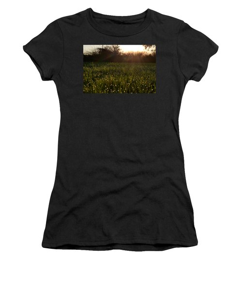 A Field Of Jewels Women's T-Shirt