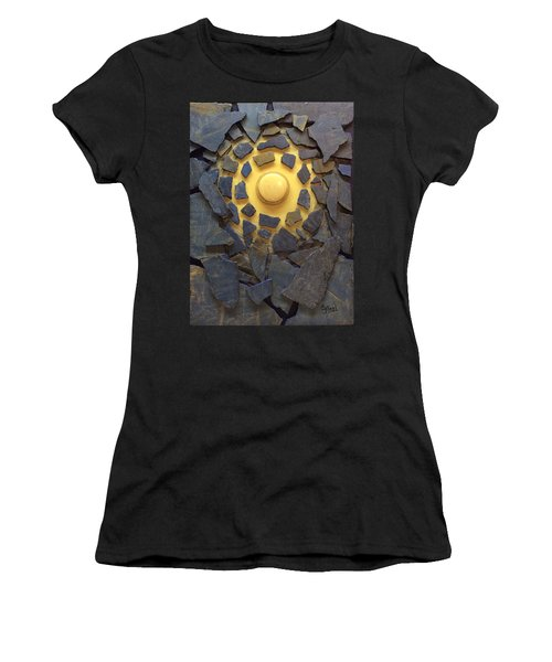 A Lesser Light To Rule The Night Women's T-Shirt (Athletic Fit)