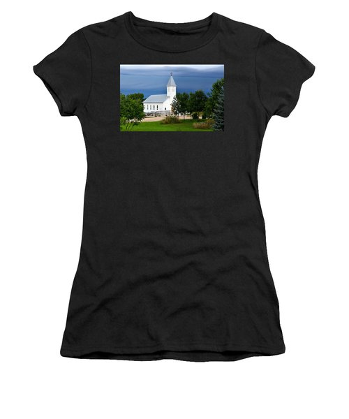 A Moment Of Peace Women's T-Shirt (Athletic Fit)