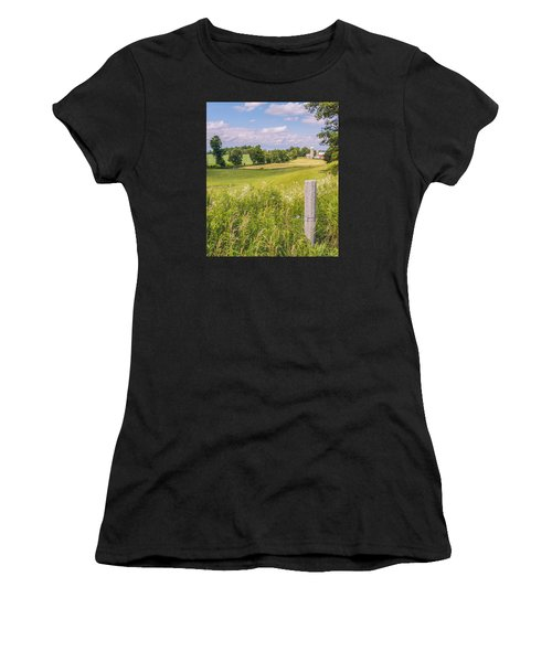 A Nation's Bread Basket  Women's T-Shirt