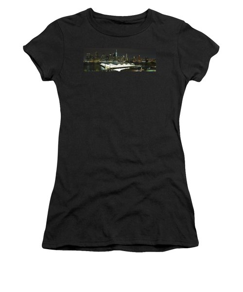 A New York City Night Women's T-Shirt