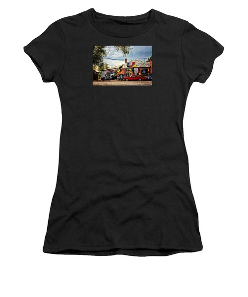 A Ride On Route 66 Women's T-Shirt (Athletic Fit)