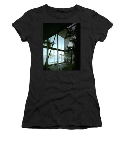 A Screened Patio Women's T-Shirt