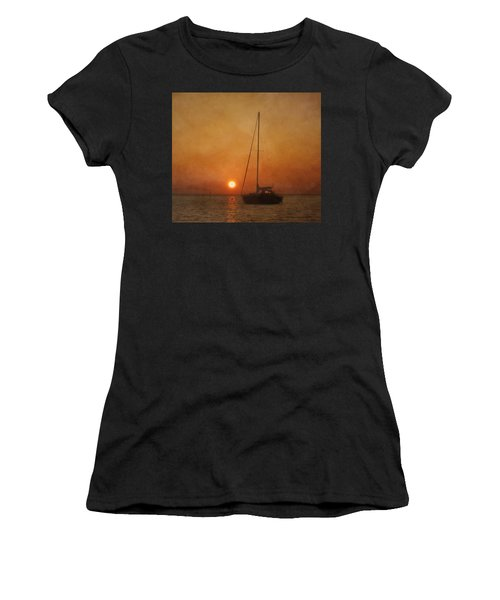 A Ship In The Night Women's T-Shirt