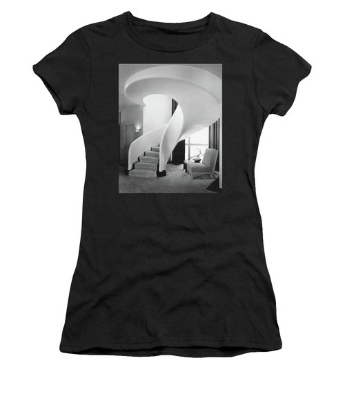 A Spiral Staircase Women's T-Shirt