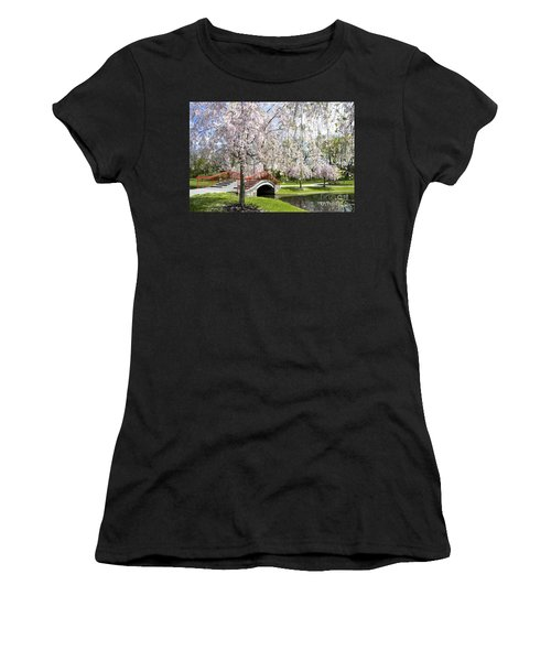A Spring Walk Women's T-Shirt