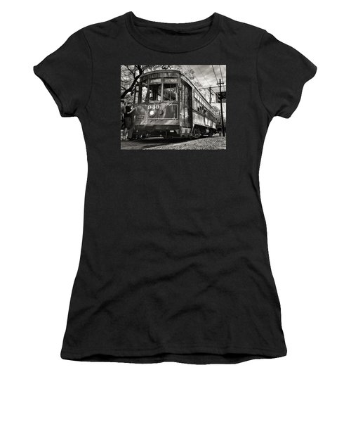 A Streetcar Named St Charles Women's T-Shirt