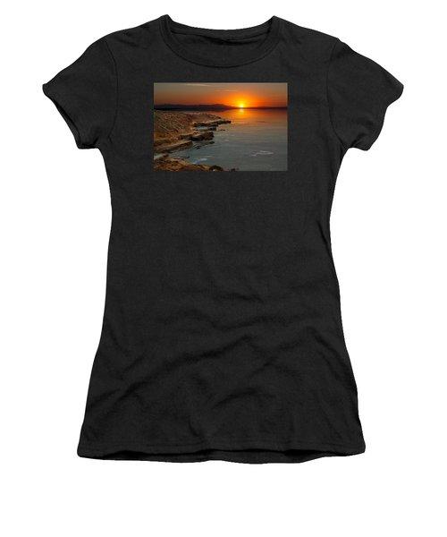 A Sunset Women's T-Shirt