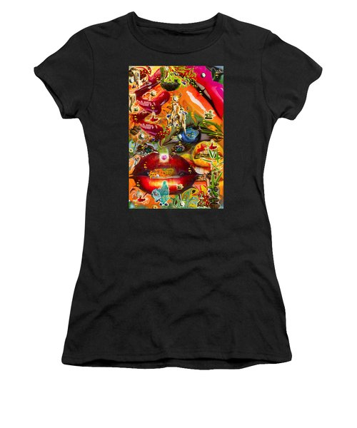 A Taste Of Healing Women's T-Shirt (Athletic Fit)
