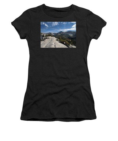 A Tenaya View Women's T-Shirt (Athletic Fit)