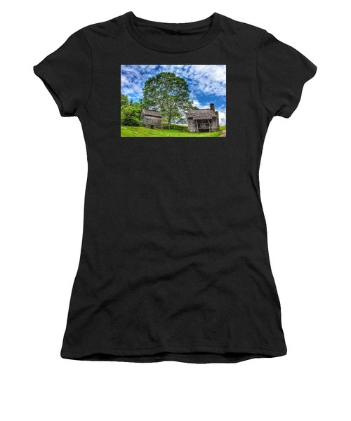 A Trip Back In Time Women's T-Shirt