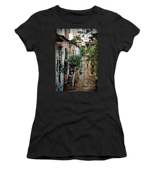 Abandoned Place In Sao Paulo Women's T-Shirt (Athletic Fit)