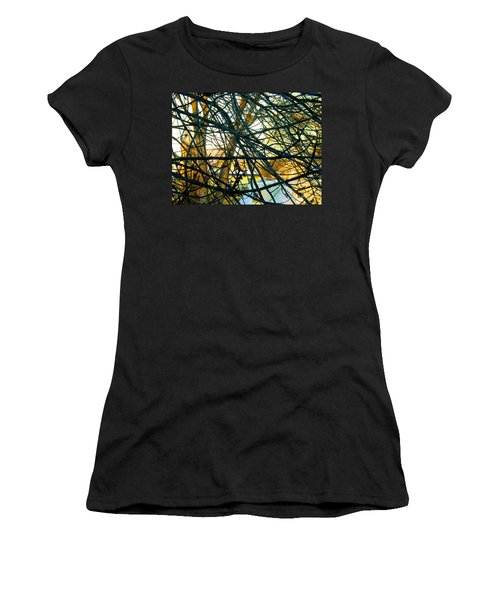 Abstract Tree Women's T-Shirt