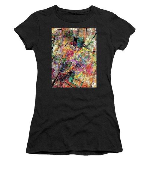 Abstraction 442-09-13 Marucii Women's T-Shirt