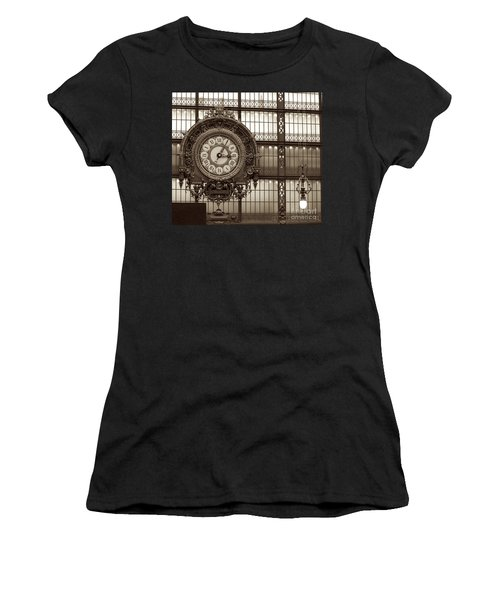 Accendimi Il Tempo Women's T-Shirt (Athletic Fit)
