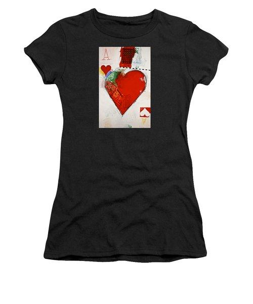 Ace Of Hearts 8-52 Women's T-Shirt