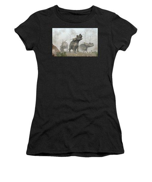 Achelousauruses Women's T-Shirt