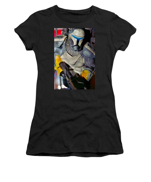 Action Toy Women's T-Shirt (Athletic Fit)