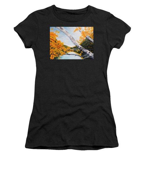 Adirondacks New York Women's T-Shirt